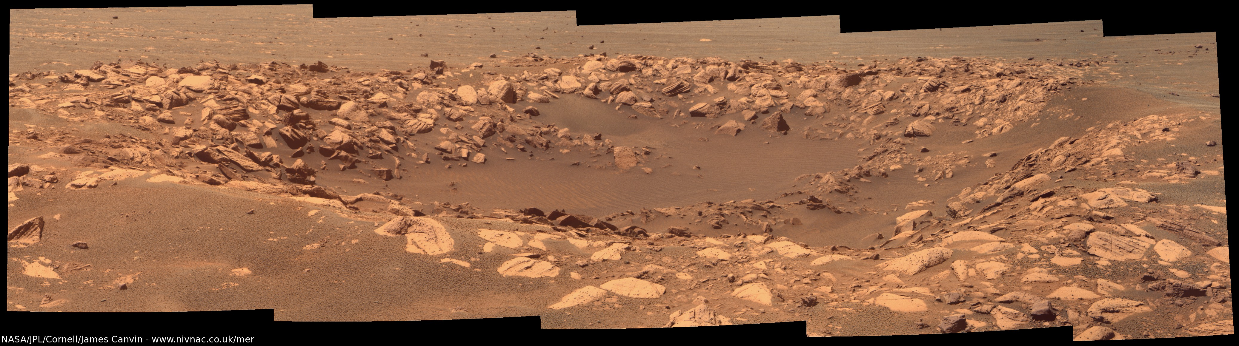 Actual Photos of Mars Surface (page 4) - Pics about space