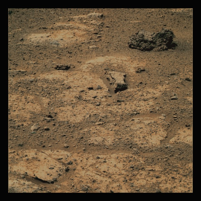 real pics of mars from rover - photo #26