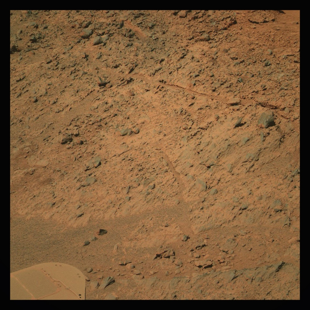 Opportunity is a ROVER again...! (1/6)