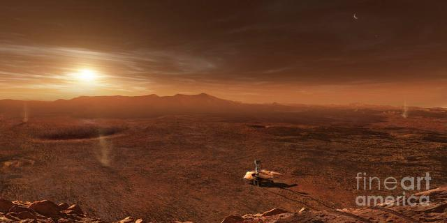 mars-exploration-rover-spirit-in-gusev-steven-hobbs