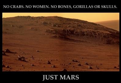 just mars frame